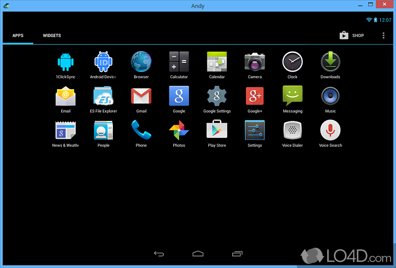 bluestacks portable 64 bits