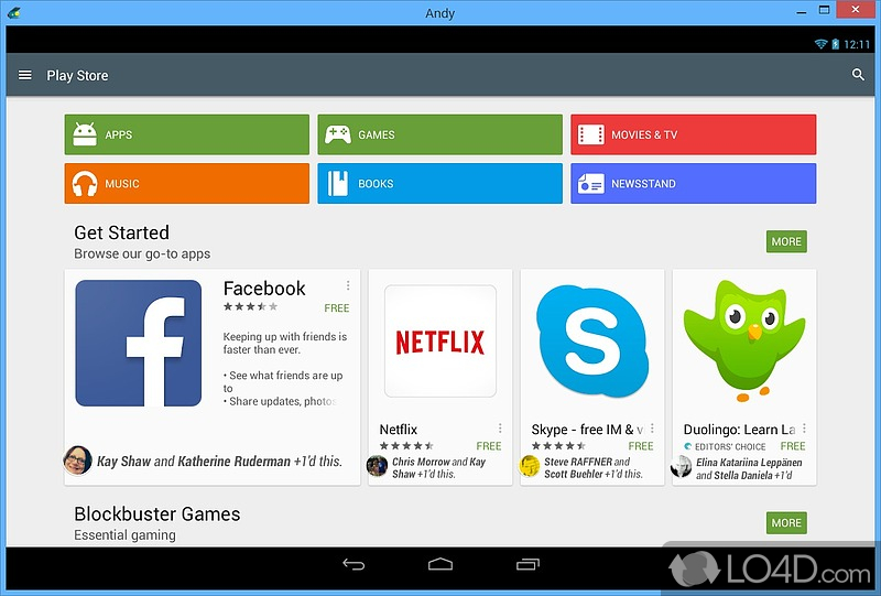 Descargar andy emulador android para windows 7 32 bits