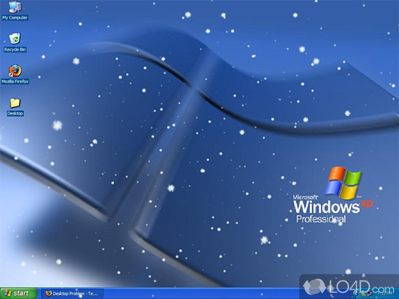 Animated SnowFlakes Screensaver - Download