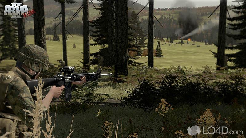скачать Arma 2 Free торрент - фото 9