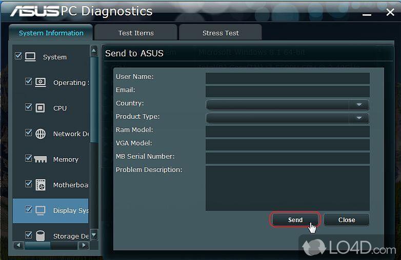 Asus Pc Diagnostics Download