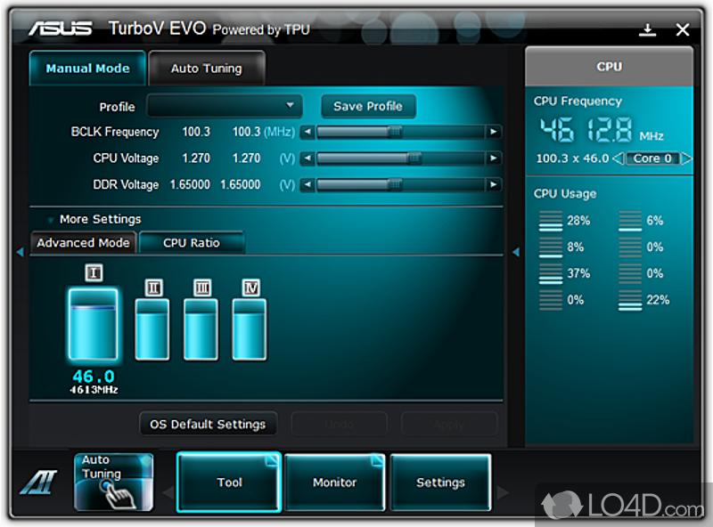 скачать программу Turbo 5 Evo img-1