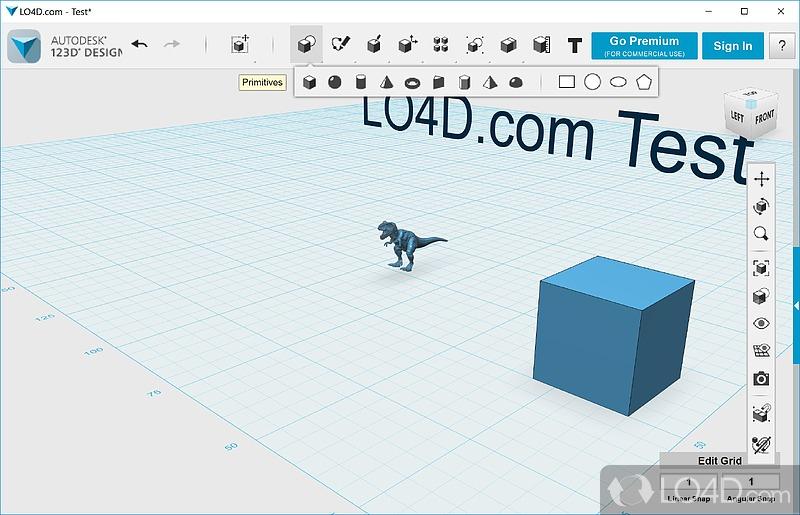 Autodesk 123D Design - 5