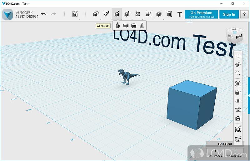 Autodesk 123D Design - 6