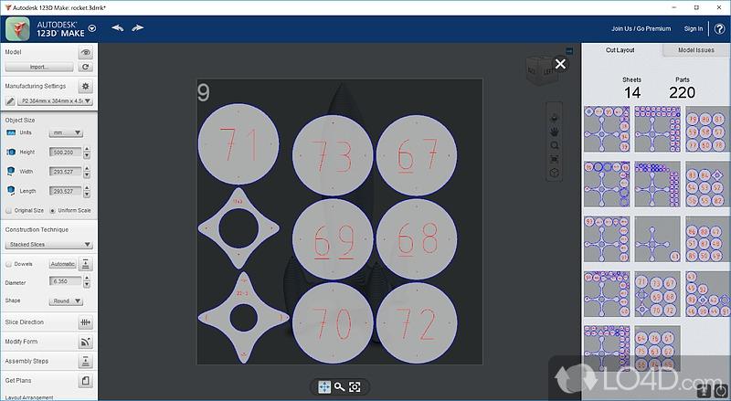 Autodesk 123D Make - 6