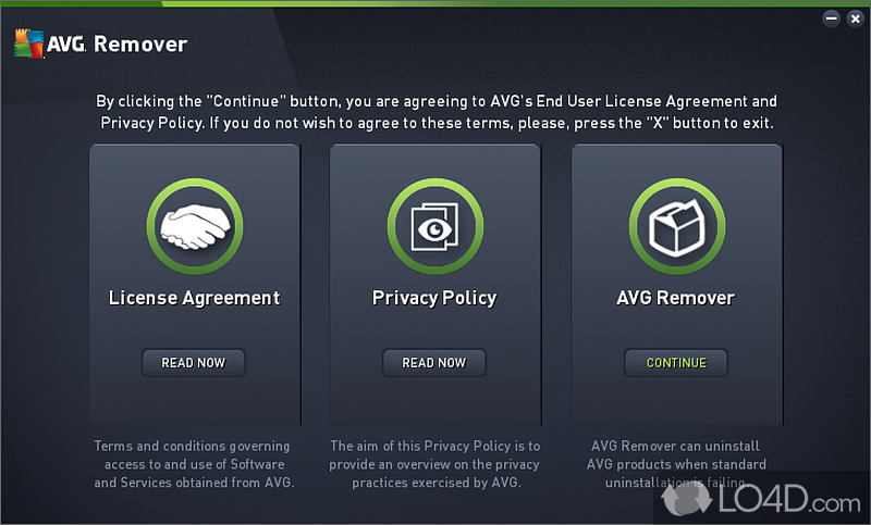 AVG Remover - Download