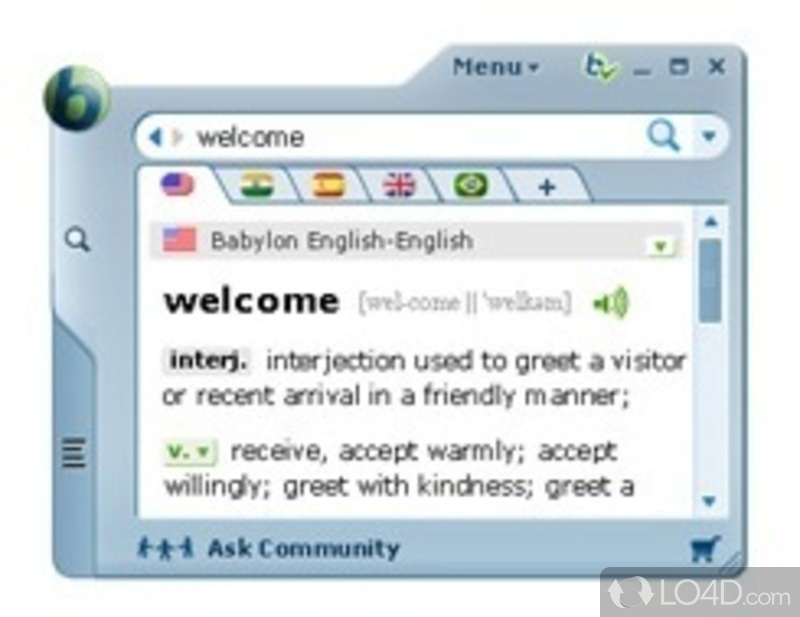 babylon dictionary free download english to persian