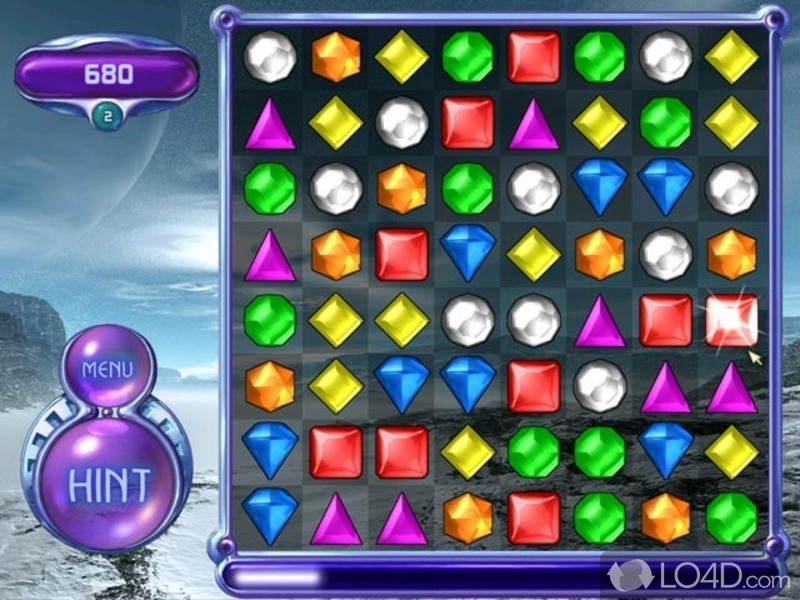 Bejeweled Deluxe Screenshot 1