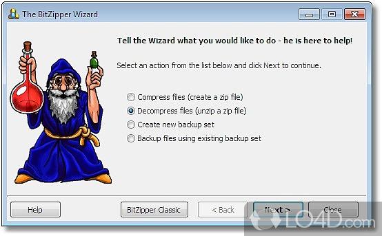 Категория программы. Скачать программу BitZipper 5.0.2 бесплатно. Навигац