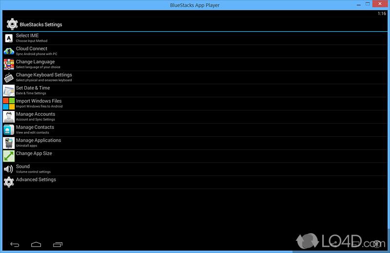 Bluestacks Screenshots