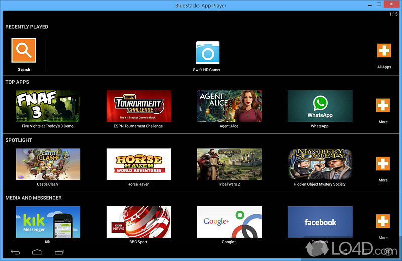 bluestacks for windows 7 32-bit free