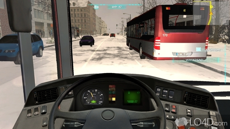 Screenshots of Bus Simulator 2012 (6)