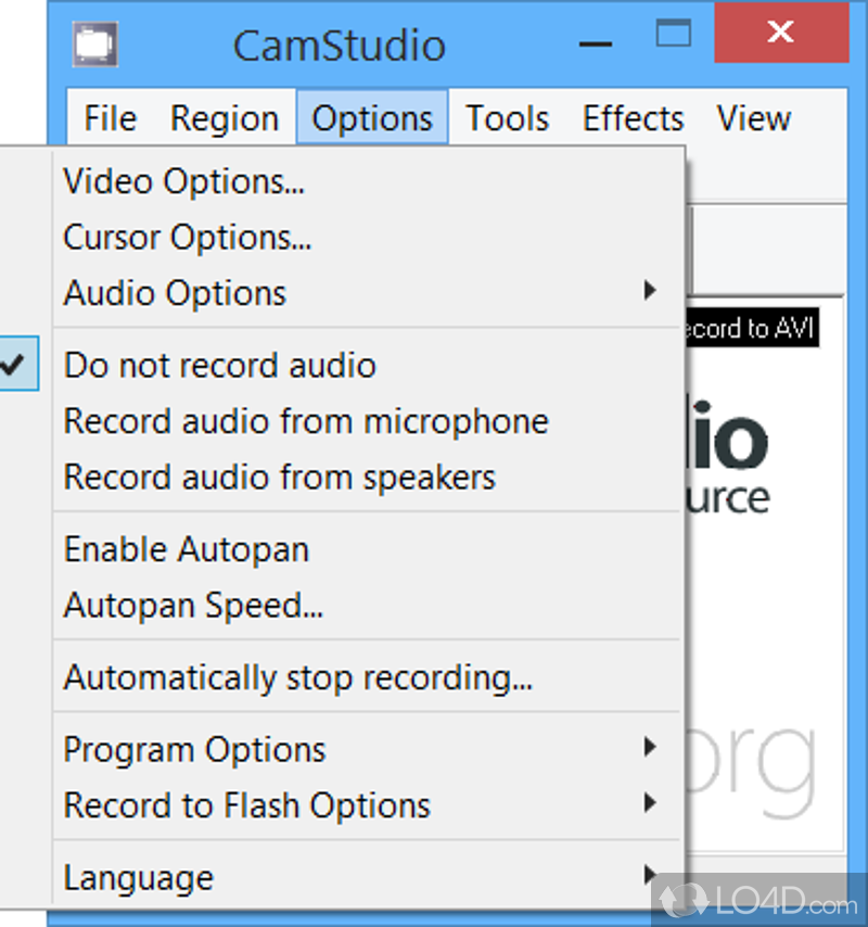 Camstudio 2.0 by djolesoft