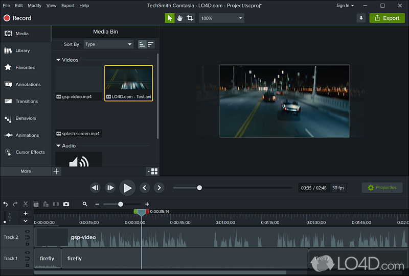 Camtasia Studio - Download