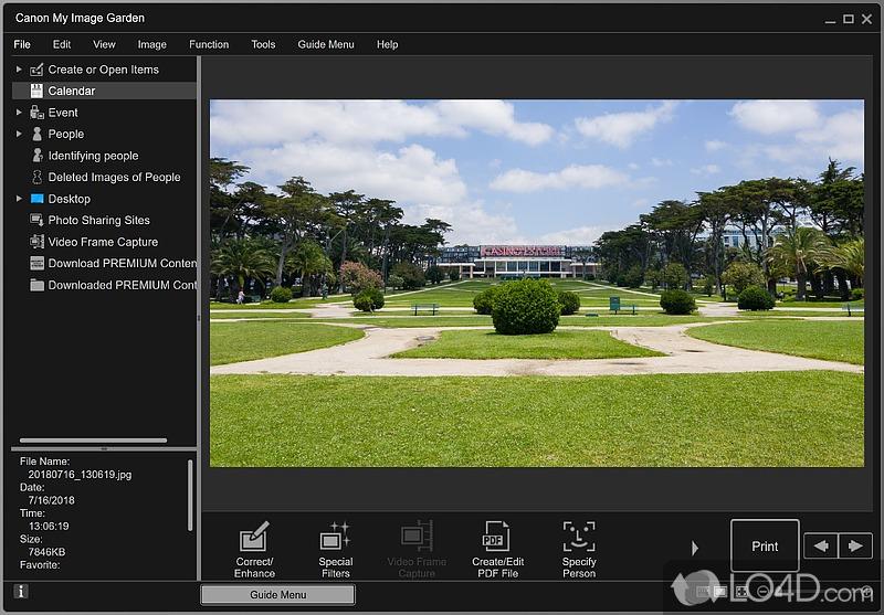 canon my image garden 2 - Canon My Image Garden Download