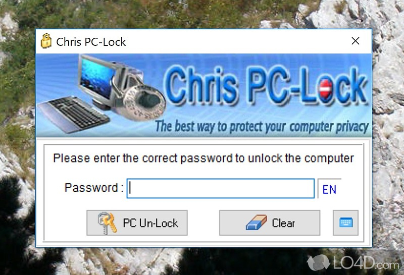 Shortcut PhotoClean v2 + key.