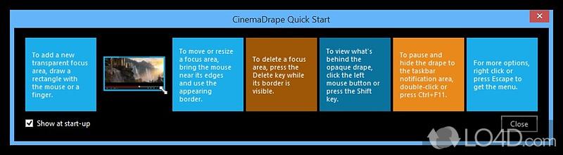 CinemaDrape - 3