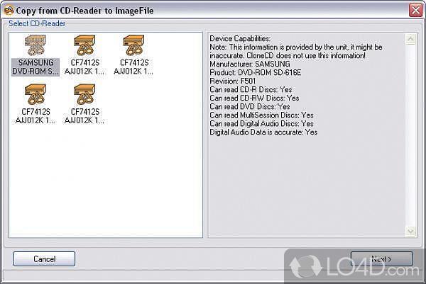 Clone CD v5.3.1.4 + Crack - 28 Марта 2009 - Скачать бесплатно. где можно ку