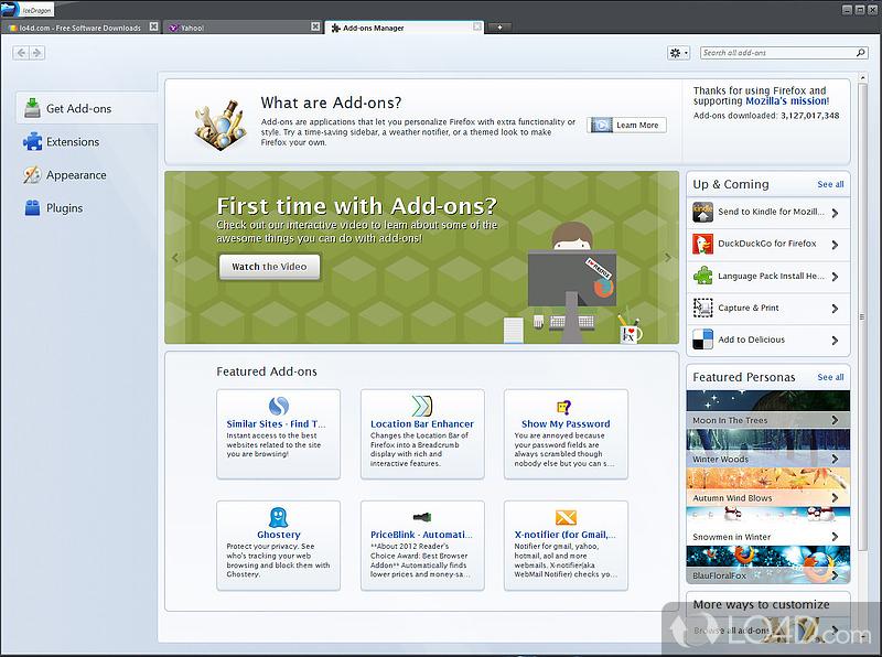 WatFile.com Download Free Comodo IceDragon - Download