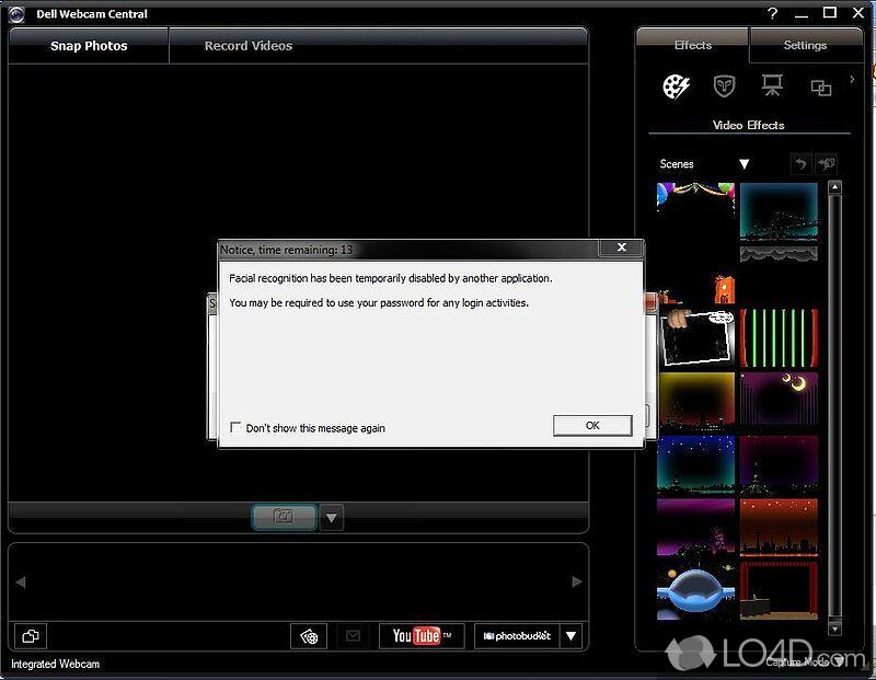 Dell 1520 windows 8 1 webcam driver