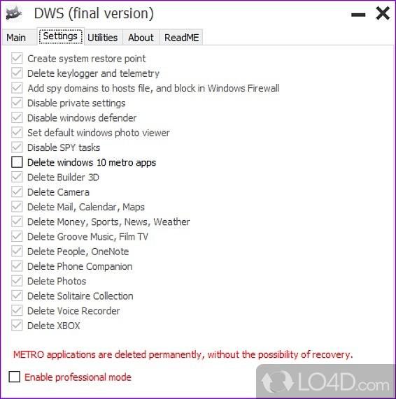 Destroy Windows 10 Spying - 2