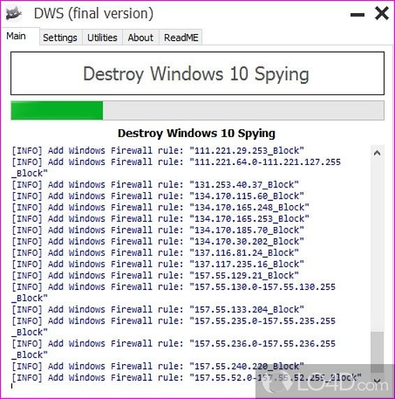 Destroy Windows 10 Spying - 5