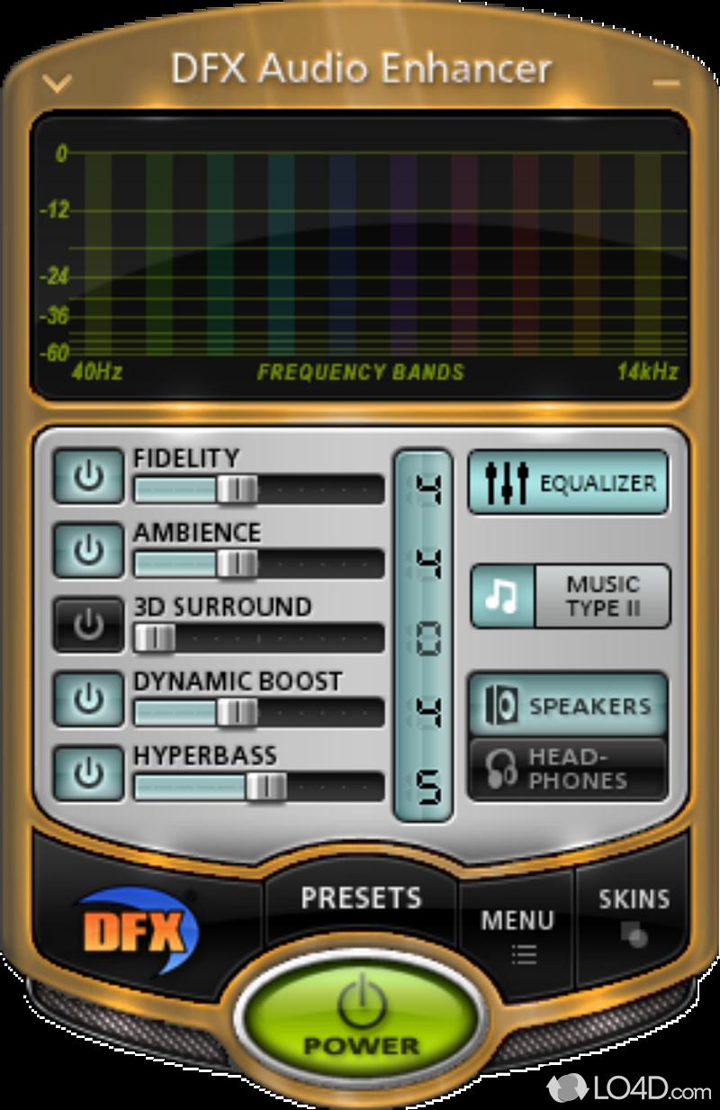 dfx audio enhancer full version free download for windows 10