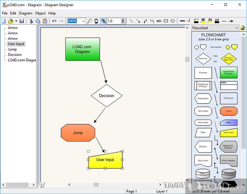 Diagram designer download diagram designer screenshot 1 ccuart Gallery