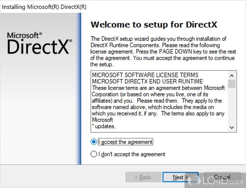 descargar directx 9.0c para xp