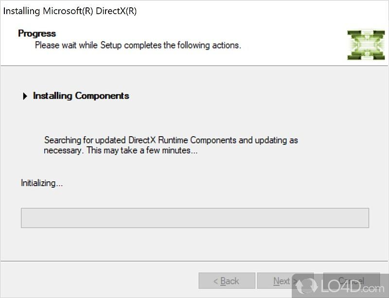 DirectX 9.0c - 4
