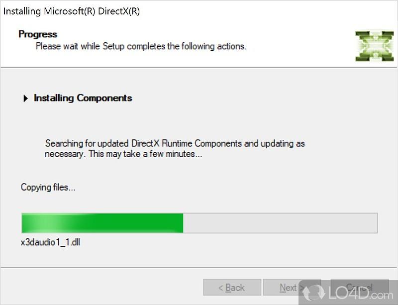 DirectX 9.0c - 5