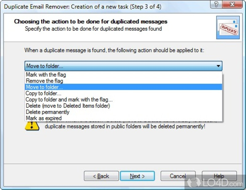 Duplicate Email Remover - 4