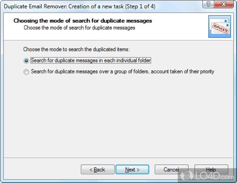 Duplicate Email Remover - 1