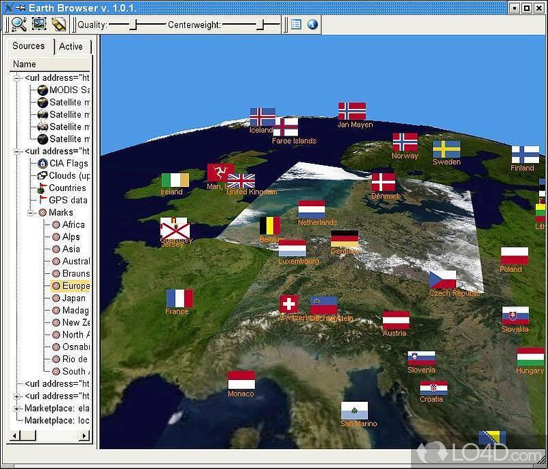 Earth3d Screenshots