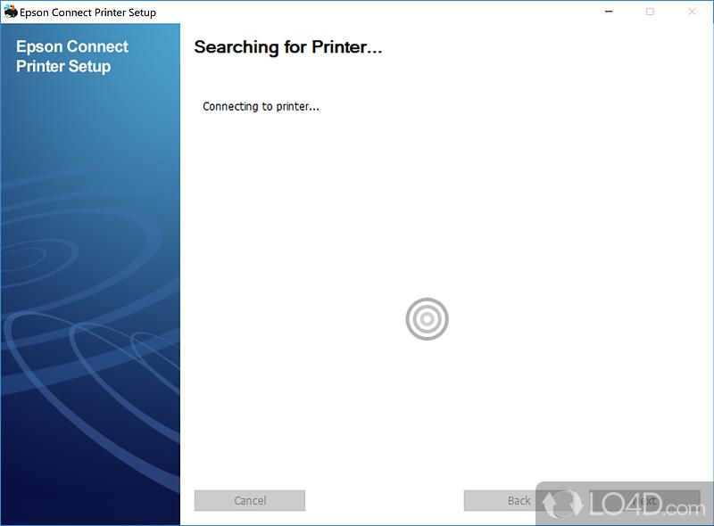 Epson Connect Printer Setup Download