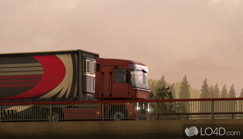 Euro Truck Simulator 2 Screenshots.