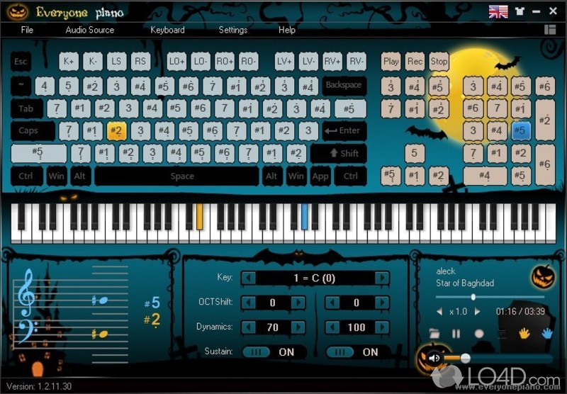 numbered musical notation software free