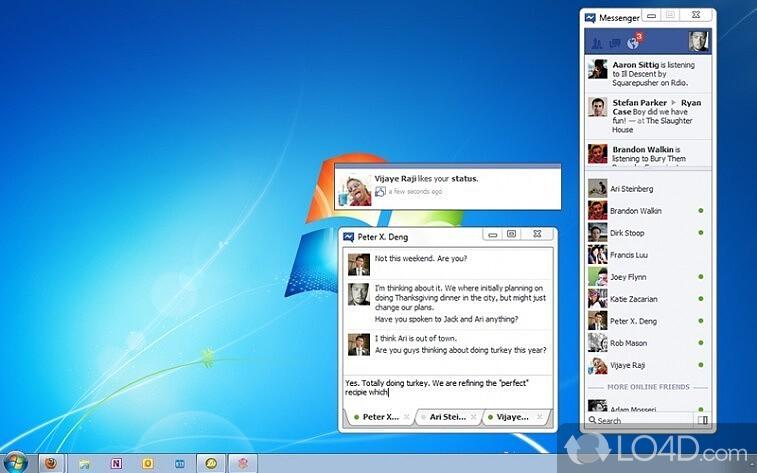 Free download software facebook messenger for pc