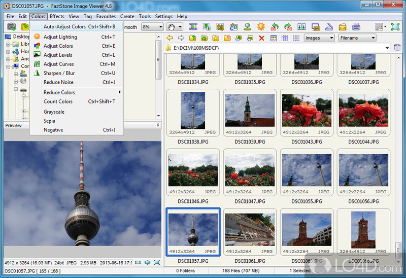 FastStone Image Viewer, Screen Capture, .