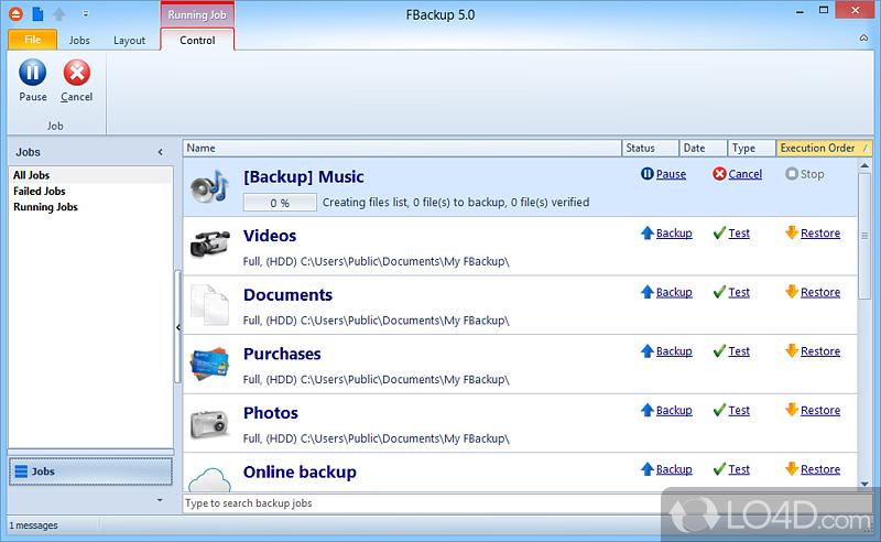 FBackup 7.1.241.0