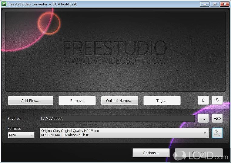 Free AVI Video Converter - 1