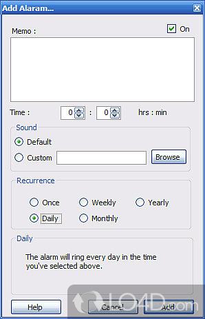 Free Clock / Calendar - Download