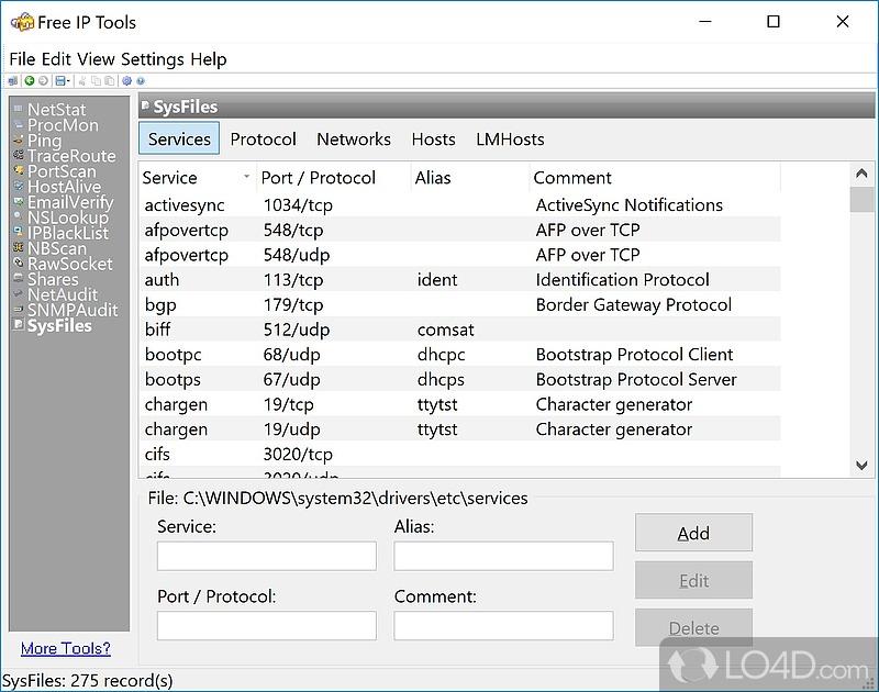 Free IP Tools - 7