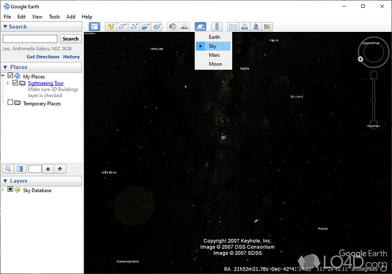 google earth software free  2013 for windows xp