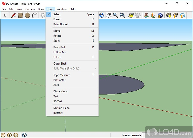 Google sketchup screenshots for Google sketchup converter