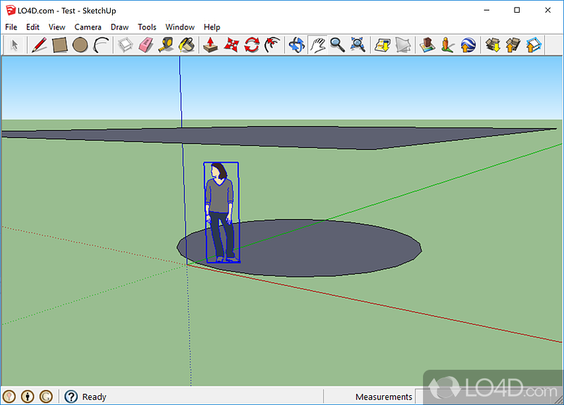 Google sketchup download for 3d drawing online no download