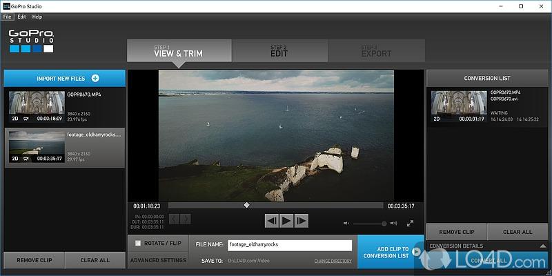 GoPro CineForm Studio - 1