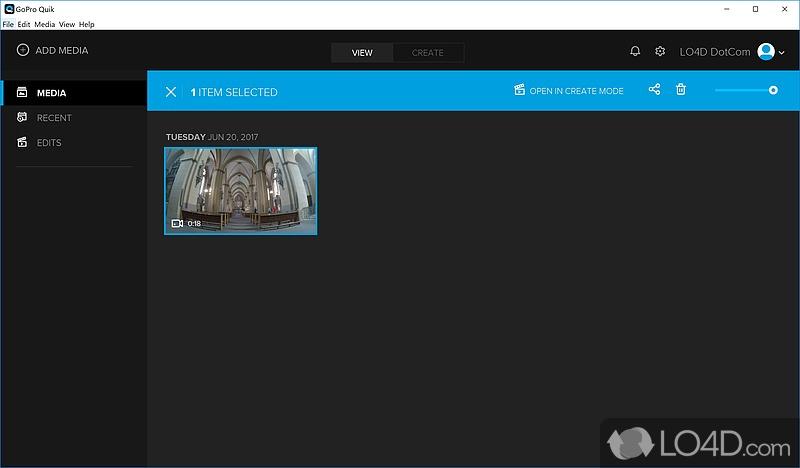 Gopro Quik Download