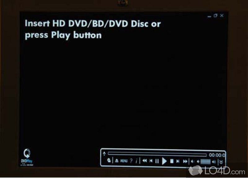 hp blu ray player software free download