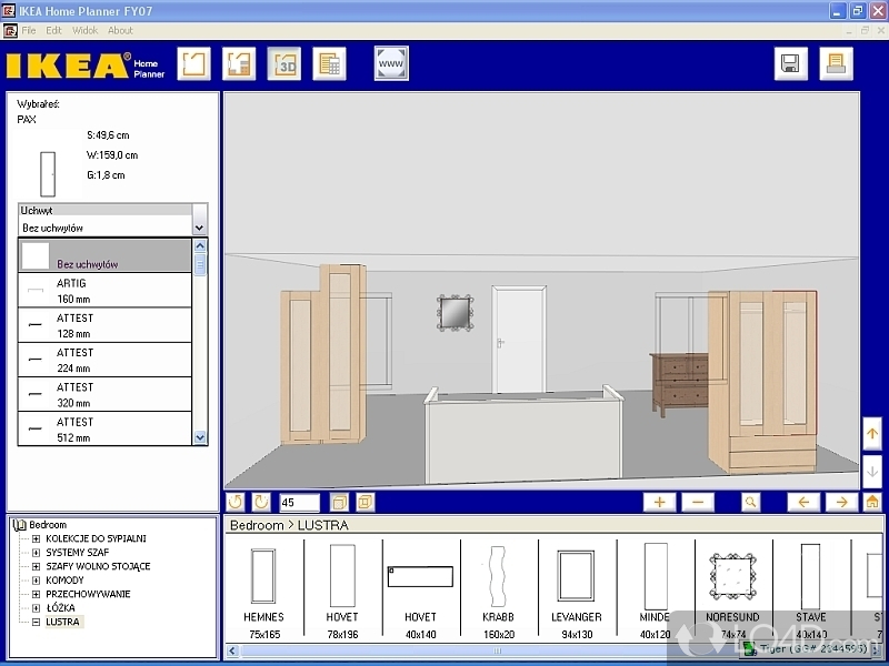 Superb Ikea Schlafzimmer Planer 2012 2 #5: IKEA Home Planner - Screenshot 1